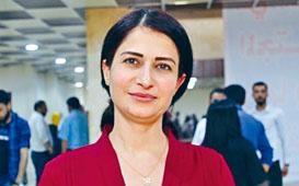 遭土武裝分子處決的庫爾德政治領袖哈拉夫。