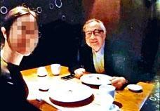 郭、范兩人舊情復熾之後經常幽會,多次被人目擊出入本港酒店。