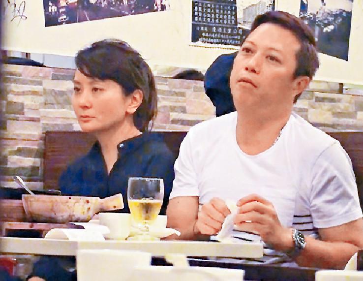 ■黃宇詩和男友彭慶餘拍拖多年,因男方與仔女同住,未有展開同居生活。