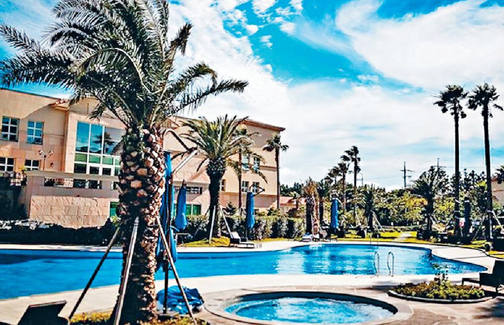 ■金俊秀在濟州島買地建酒店,可惜惹來被騙疑案。
