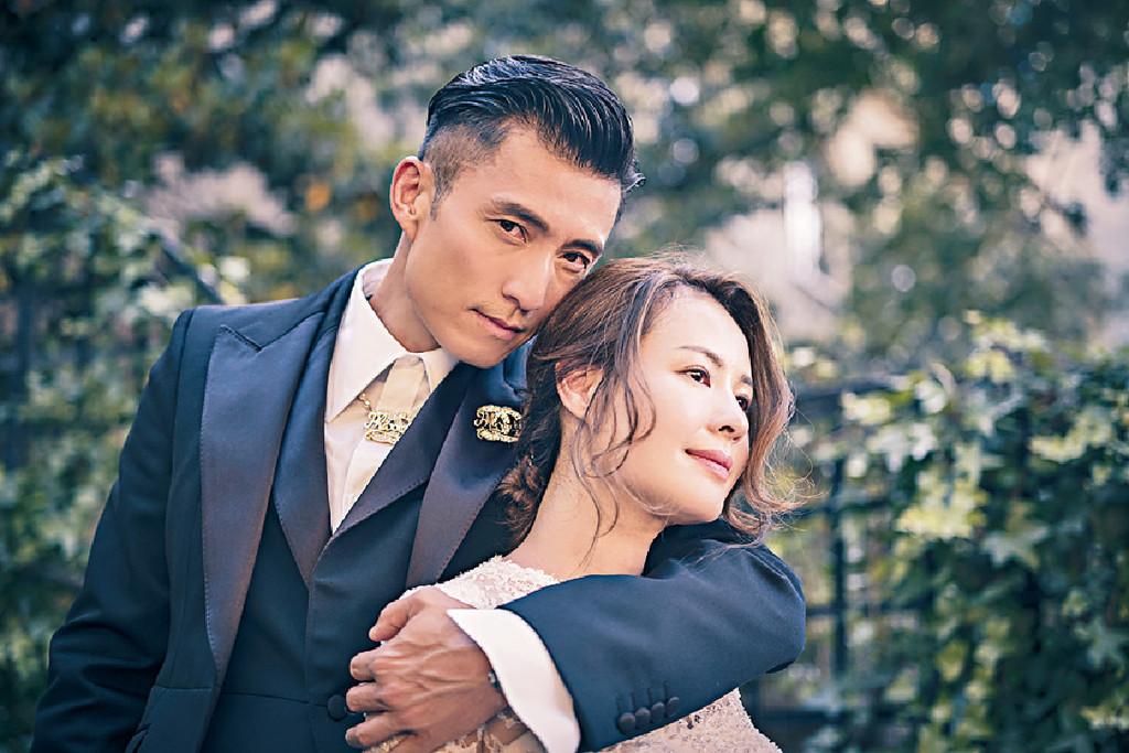 將做新郎 ■山聰將於下月一日迎娶陪他走過人生低谷的圈外女友Apple。