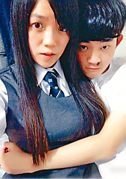 台灣殺人案疑犯陳同佳(右)將於明日在本港獲釋,表明願意出獄後返台自首。