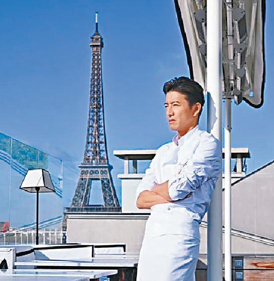 ■木村主演的《摘星》喺法國取景,好揼本。