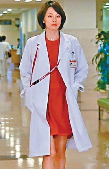 ■米倉主演的《Doctor X》第6季收視報捷。