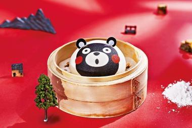 可愛熊本熊美點