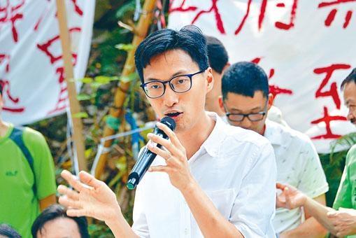朱凱廸獲選舉主任確認提名有效。