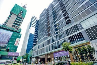 位於筲箕灣阿公岩的養和東區醫療中心。