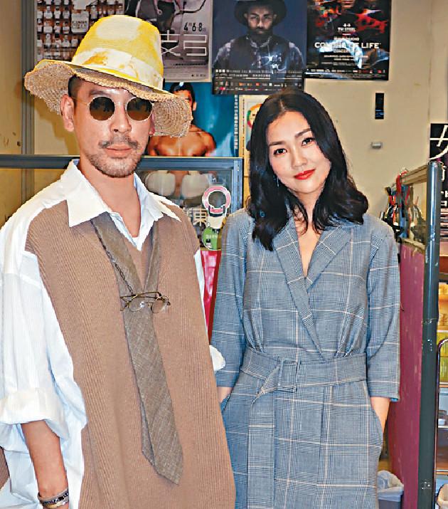 ■Juno與Kay目前忙於為新歌錄音。