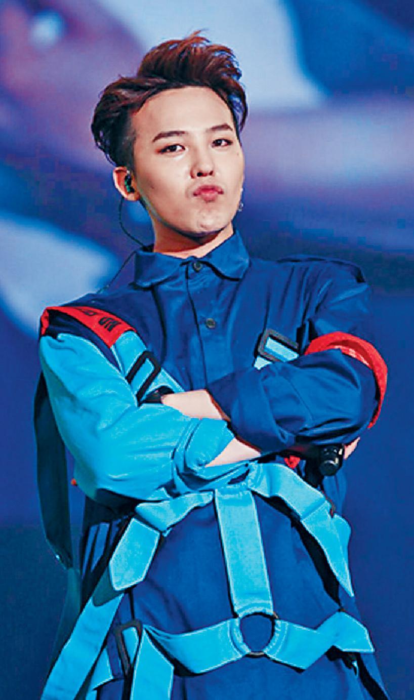 ■外界期待GD退伍後,可以為YG娛樂重振聲威。