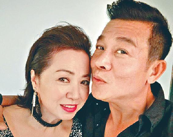 ■波波同吳毅將由拍拖到結婚至今已經一齊26年。