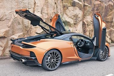 本地首試 McLaren GT 舒服悍飆