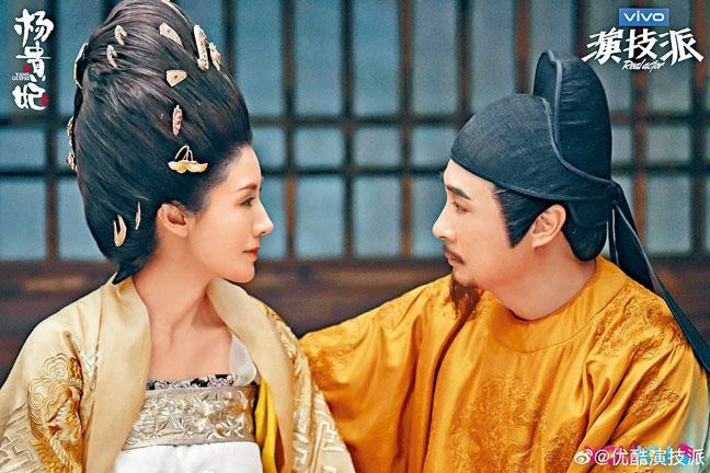 ■李嘉欣與吳鎮宇齊參與綜藝節目《演技派》。