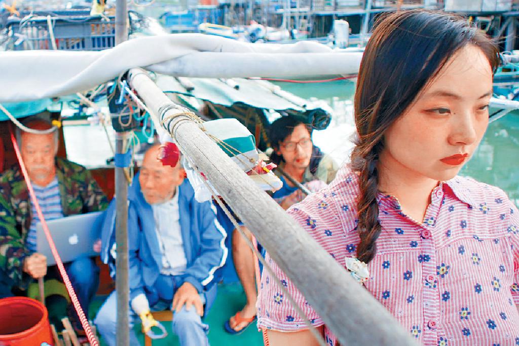 ■小美今年憑電影《三夫》奪得金像獎、電影評論學會及導演會的最佳女主角。