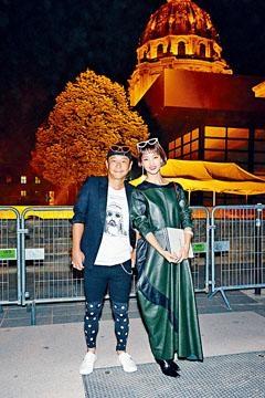 剛力彩芽與富豪男友前澤友作拍拖年多,被爆上月初已分手。