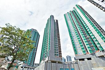 華懋元朗朗城滙增加建築期付款折扣優惠。