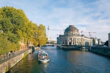 德國柏林博物館島 文化拼圖