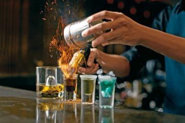 空中酒吧 吸睛Cocktail
