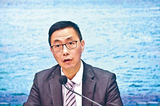 ■教育局局長楊潤雄將向官校發信,要求阻止學生參與違法活動。