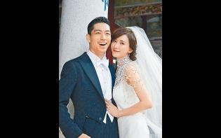 台南「世紀婚禮」轟動寶島  林志玲甜嫁AKIRA:希望大家一起幸福!