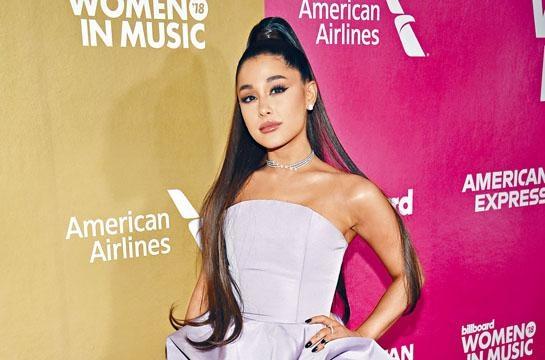 Ariana昨爆喊宣布取消在肯塔基州的一場演出。