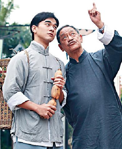 ■曾與吳耀漢合作的Andrew,表示即將到內地拍戲做男一。