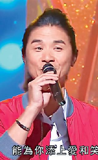 ■黃翊因演出TVB《流行經典50年》在樂壇翻生。