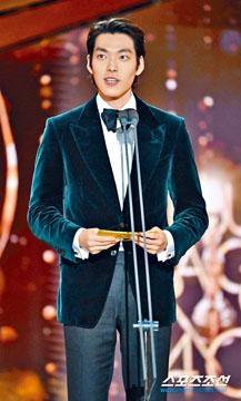 ■金宇彬正式復出現身青龍獎,即成全晚焦點。