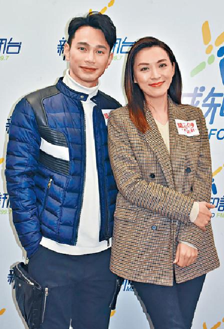 ■王梓軒透露與陳煒在新劇的感情線好純情。