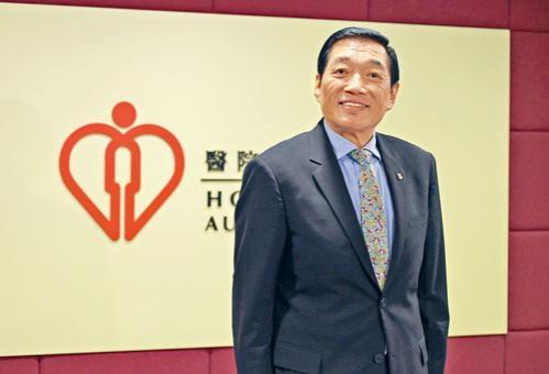 范鴻齡表示,估計近期本港局勢動盪,影響部分海外醫生來港意欲。