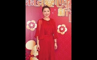 決定離巢不涉政治取向 視后田蕊妮覓新挑戰不續約TVB
