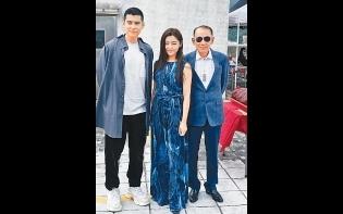 疫市開拍新戲  楊受成:香港是福地