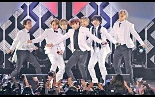 四奪Billboard最佳社交網絡歌手  事務所韓國掛牌上市  BTS成員每人袋過億