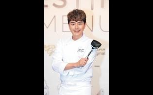 myTV SUPER原創節目《Testing Menu》  蕭正楠與米芝蓮名廚  研發新菜式
