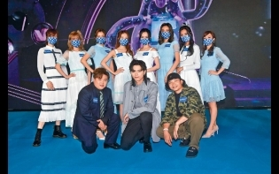 ViuTV《口罩小姐》改時段 正面硬撼TVB《開心大綜藝》