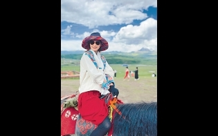 被TVB新聞部欽點做節目  陳貝兒川藏高原患高山症險死