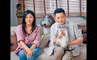 孖蘇志威拍寵物產品廣告  劉小慧爆女兒唔想入娛圈
