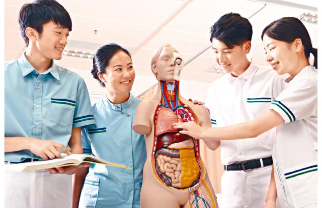 公大設有多個護理及健康學課程,其中護理學榮譽學士(普通科/精神科)更獲納入政府「指定專業/界別課程資助計劃」,質素有所保證。